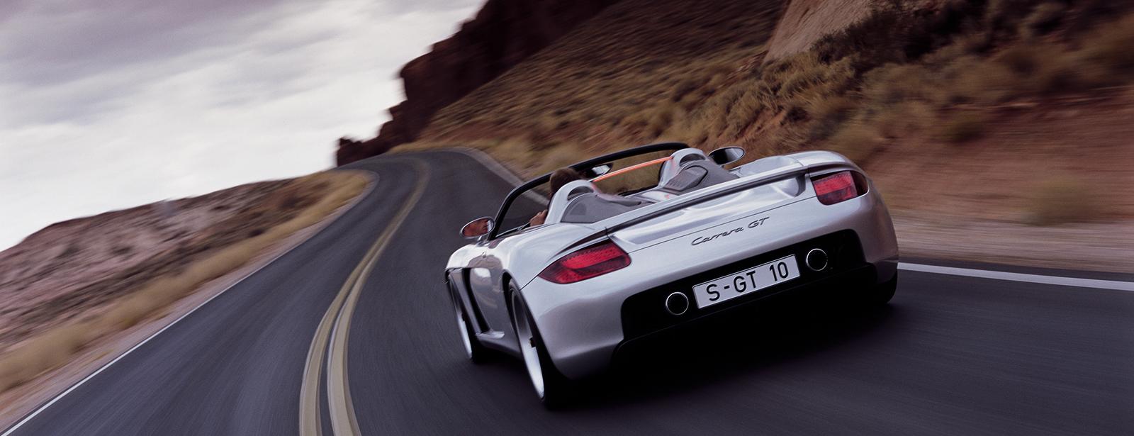 Porsche GT Servicestufen
