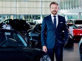 Verkaufsberater Neu- und Gebrauchtwagen