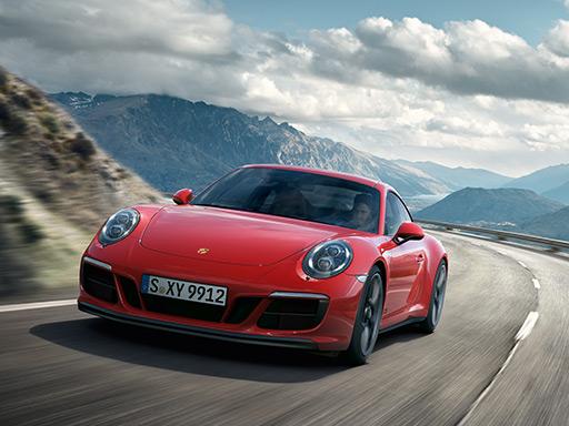 Unser exklusives Leasingangebot für Sie: Der 911 Carrera GTS.