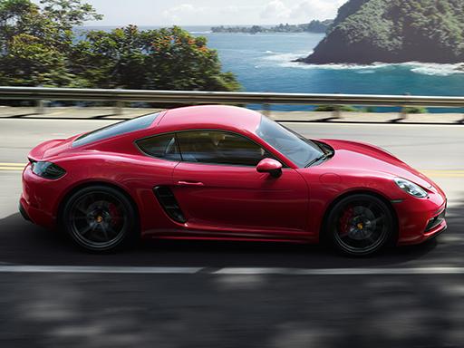 Unser exklusives Leasingangebot für Sie: Der Porsche 718 Cayman GTS.