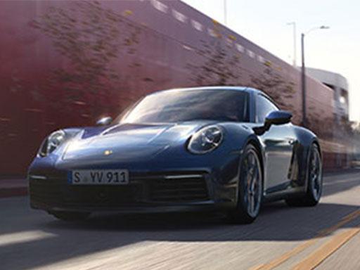 Unser exklusives Leasingangebot für Sie: Der Porsche 911 Carrera