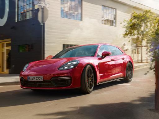 Unser exklusives Leasingangebot für Sie: Der Porsche Panamera GTS Sport Turismo.