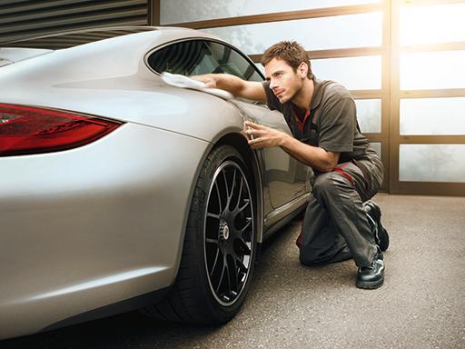Porsche Dynamic Repair.