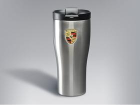 Porsche Thermobecher edelstahl