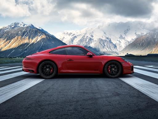 Aus innerem Antrieb. Die 911 GTS Modelle.